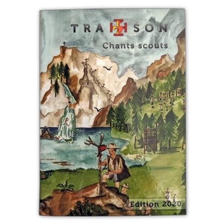Carnet de chants scouts Tra-son